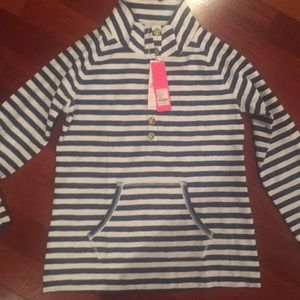 NEW W/TAGS Lilly Pulitzer UPF 50+ Captain Popover